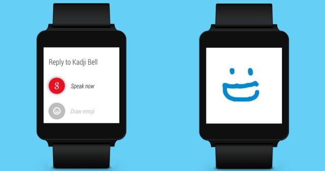 Skype chính thức có mặt trên smartwatch Android Wear