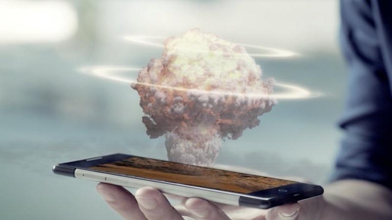 Smartphone 3D không cần kính, có cảm biến vân tay sắp ra mắt