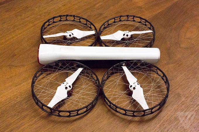 snap drone: an toan, de thao lap, quay 4k 13