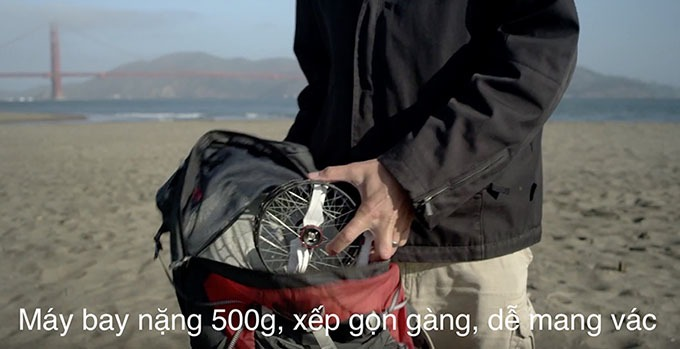 snap drone: an toan, de thao lap, quay 4k 04