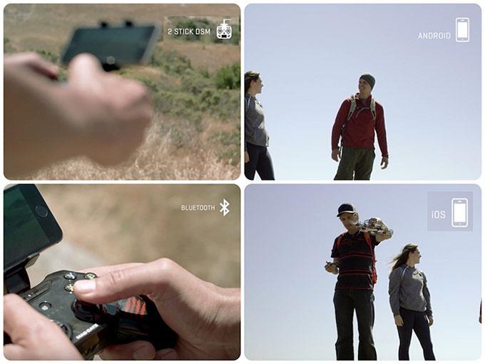 snap drone: an toan, de thao lap, quay 4k 06