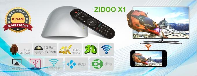 zidoo x1 tro thanh android tv box ban chay so 1 the gioi cung nhu tai viet nam