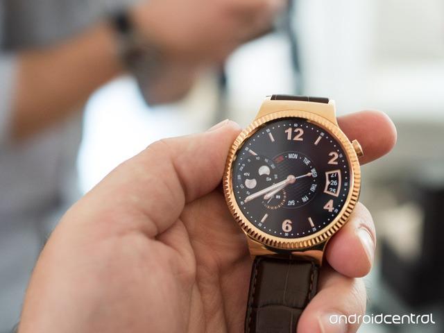 top 5 smartwatch dang mua nhat hien nay: dong ho thong minh huawei watch