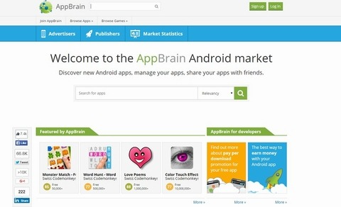 Top 6 lựa chọn thay thế Google Play Store