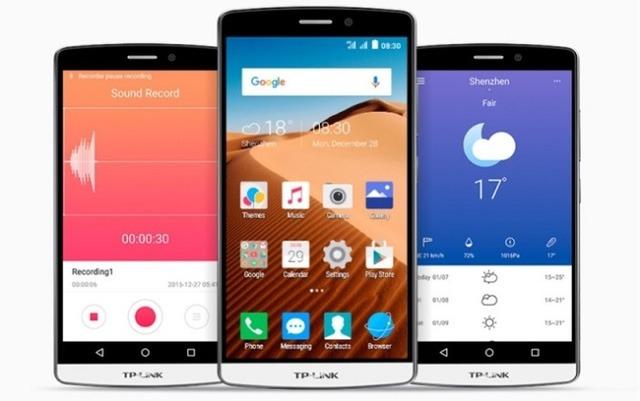 TP-Link ra mắt bộ ba smartphone Neffos C5, C5L, C5 Max