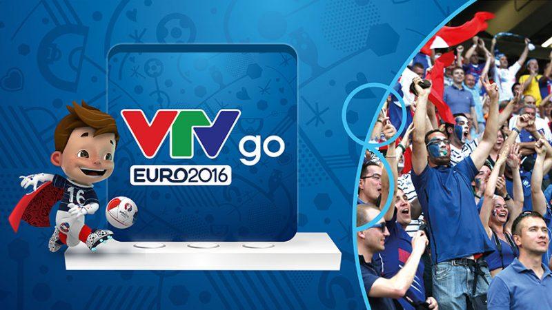 Trải nghiệm VTVgo Euro 2016: Xem trực tiếp bóng đá mượt mà trên smartphone