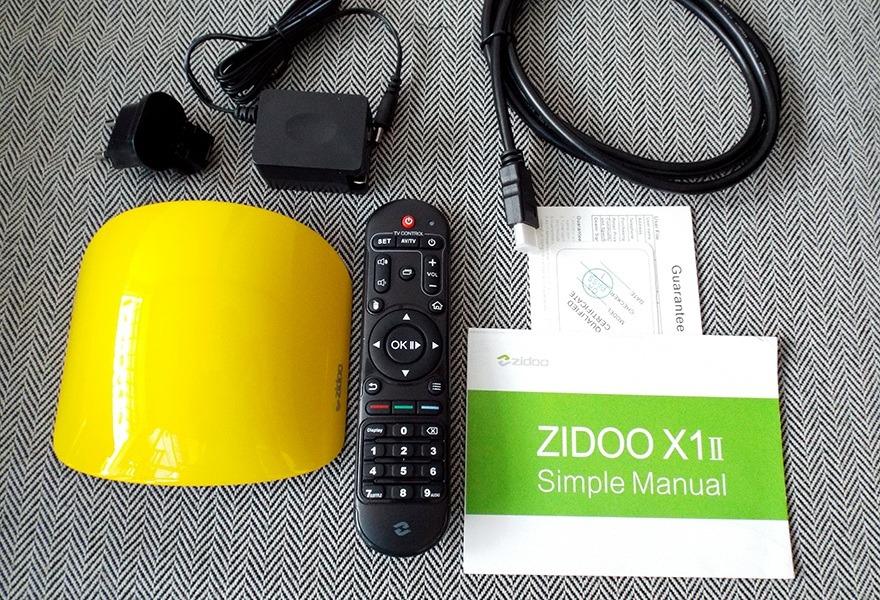Video Reviews Zidoo X1 II - Android TV Box giá rẻ, chạy mượt