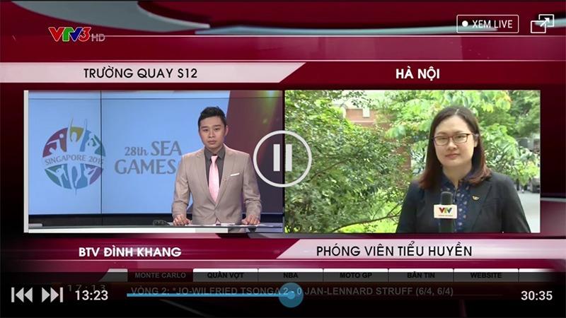 VTVGo - Ứng dụng xem truyền hình, xem tivi online miễn phí