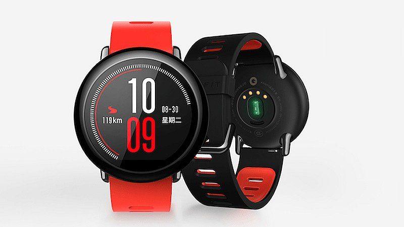 Xiaomi chính thức ra mắt smartwatch thể thao Amazfit