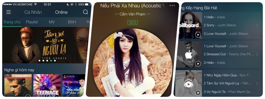 XMusic Premium: Apple Music phiên bản Việt, nhạc bản quyền, có Lossless