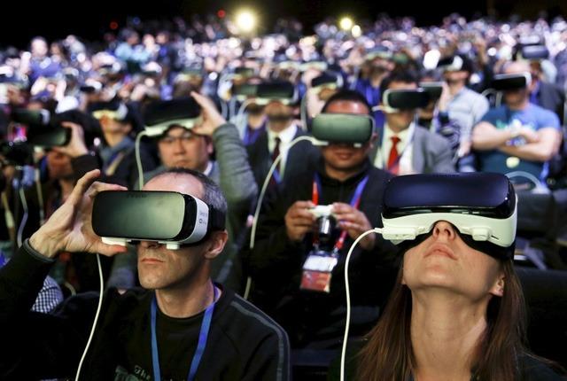 Xu hướng sử dụng kính thực tế ảo 2016