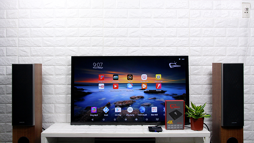 5 điều cần biết khi mua android tv box trong năm 2018