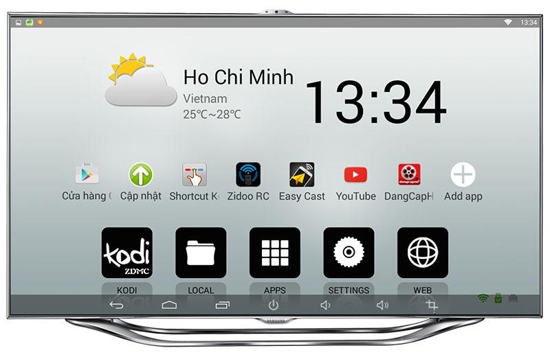 8 sai lam thuong gap khi chon mua tv 4k ultra hd moi - android tv box la gi?