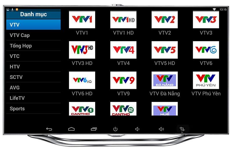 android tv box la gi? loi ich khi su dung android tv box: xem truyen hinh tivi online mien phi