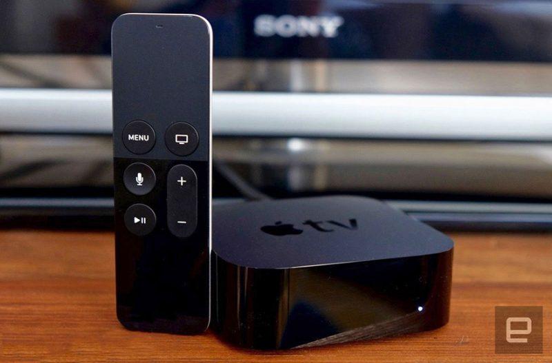 Apple TV 4K sẽ được ra mắt cùng với iPhone mới?