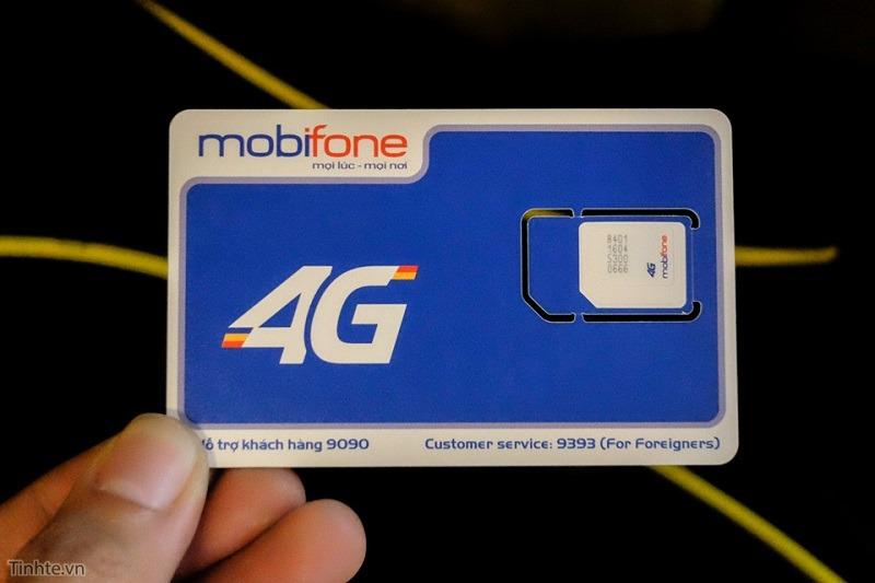 Cách đăng ký SIM 4G Mobifone miễn phí được tặng 4,5 GB Data trong tài khoản