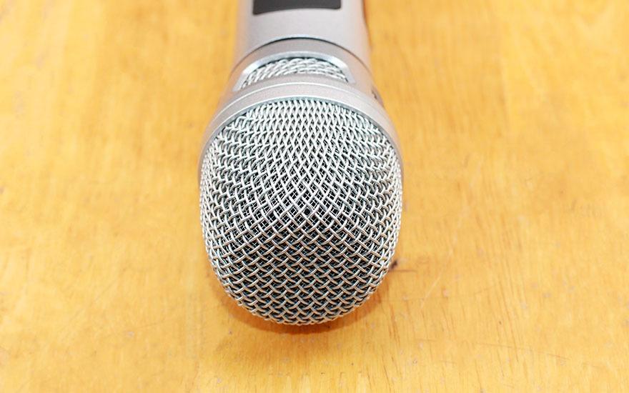 danh gia tuxun k9 micro karaoke bluetooth fm chuyen nghiep tren o to, xe hoi 05