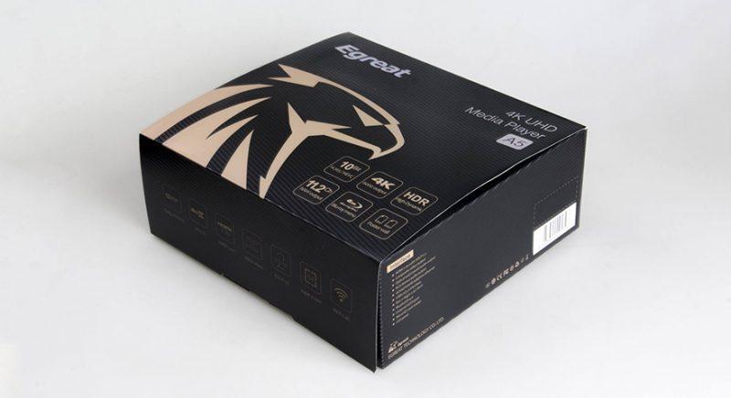 Đánh giá chi tiết sức mạnh của Egreat A5 – 4K UltraHD Player - Phần 2