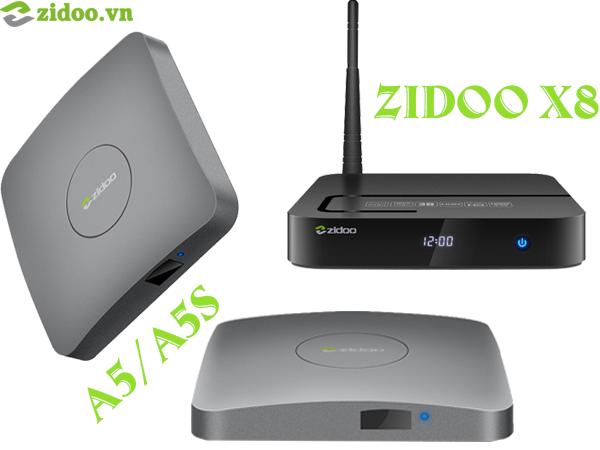 Giới thiệu bộ 3 sản phẩm Android TV Box của ZIDOO sắp ra mắt tại thị trường Việt Nam