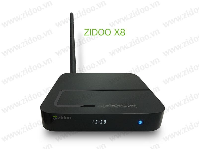 zidoo-x8-android-tv-box