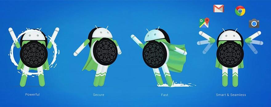 Google chính thức ra mắt Android 8.0 Oreo với nhiều tính năng hấp dẫn