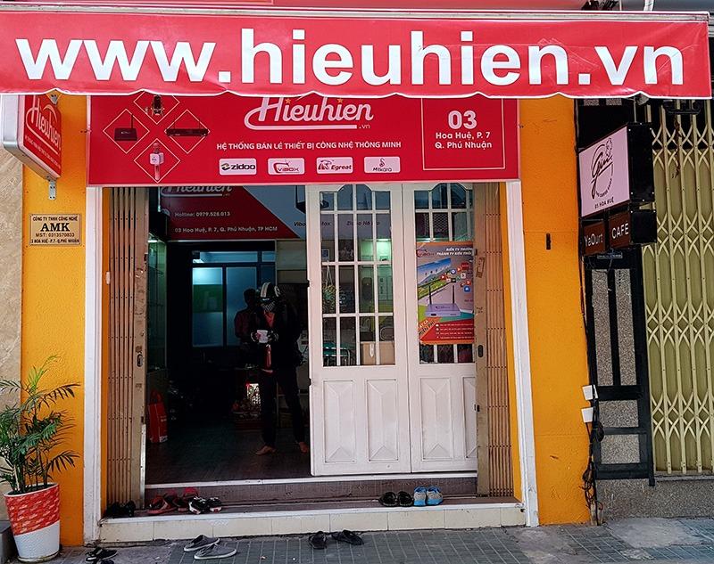 Trung tâm bảo hành Hieuhien.vn
