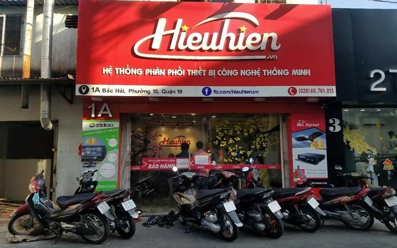 Hieuhien.vn giới thiệu chi nhánh Bắc Hải