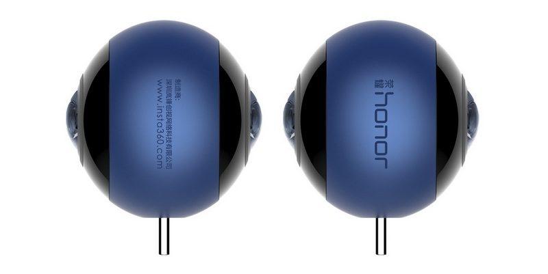 Huawei giới thiệu mẫu camera 360 độ Honor VR Camera