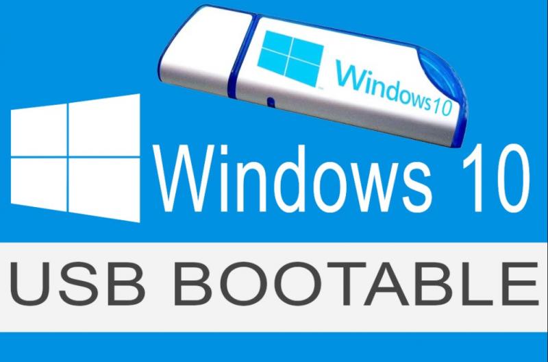 Hướng dẫn cài đặt Windows 10 bằng USB