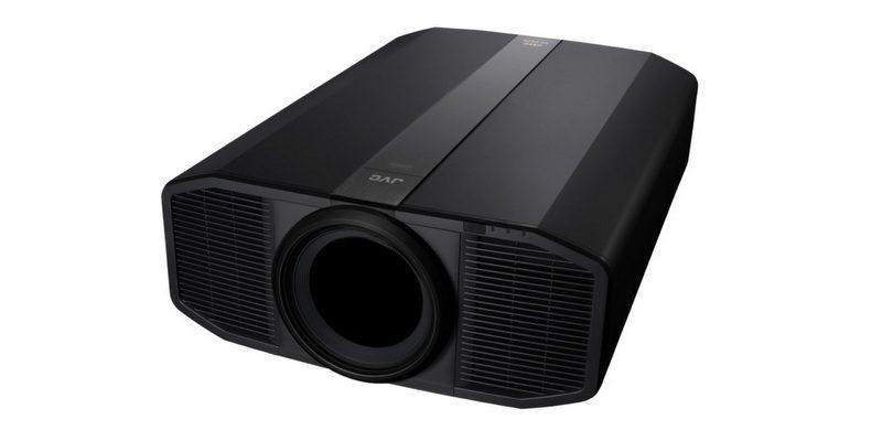 JVC ra mắt máy chiếu 4K công nghệ BLU-Escent, độ sáng rất cao