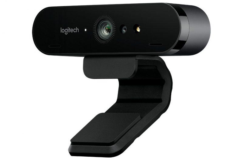 Logitech Brio 4K Pro: chiếc webcam có thể quay 4K HDR, hỗ trợ Windows Hello