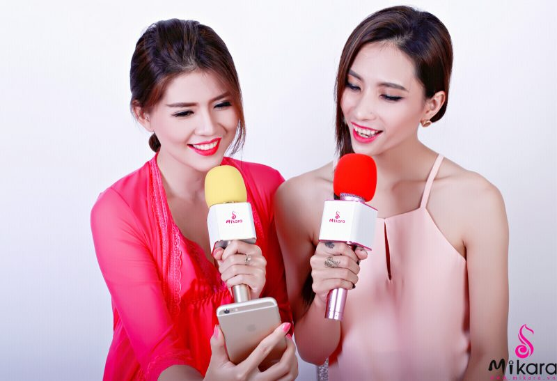 Kinh nghiệm chọn mua và sử dụng micro hát karaoke kèm loa bluetooth