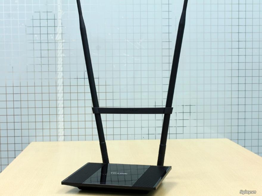 mo hop tp-link tl-wr841hp: bo phat wifi xuyen tuong cong suat cao