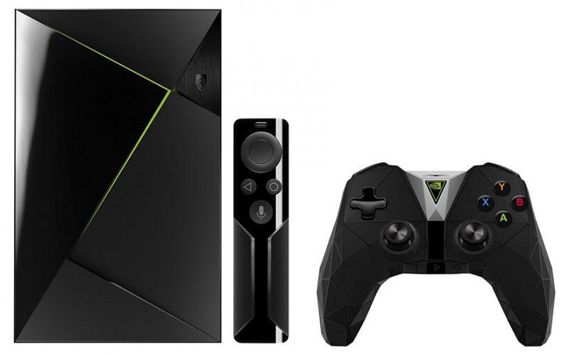 Nvidia giới thiệu Shield TV hỗ trợ 4K HDR, Google Assistant và mic chuyển tiếp Spot