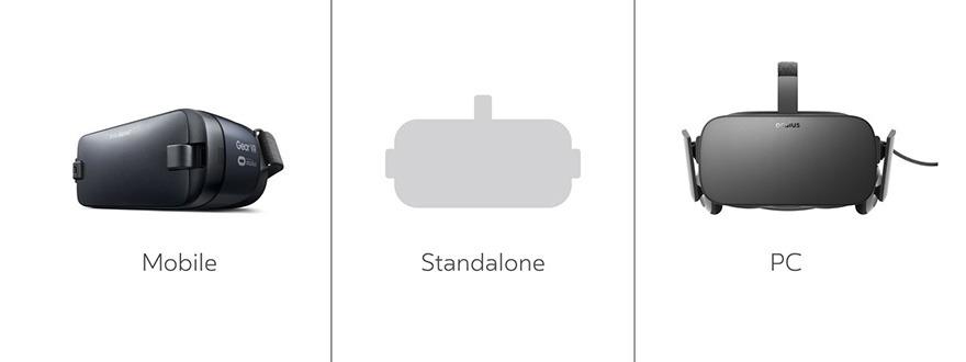 Oculus phát triển kính VR tự chạy, không cần kết nối smartphone hay PC