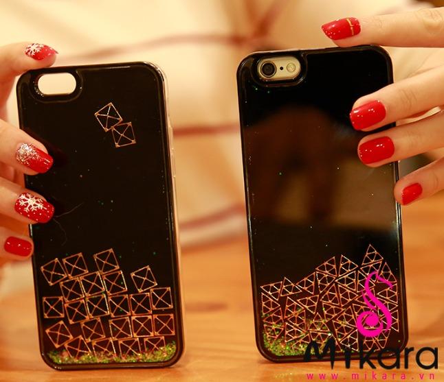 Phụ kiện ốp lưng cát cho điện thoại iphone 6 & iphone 7