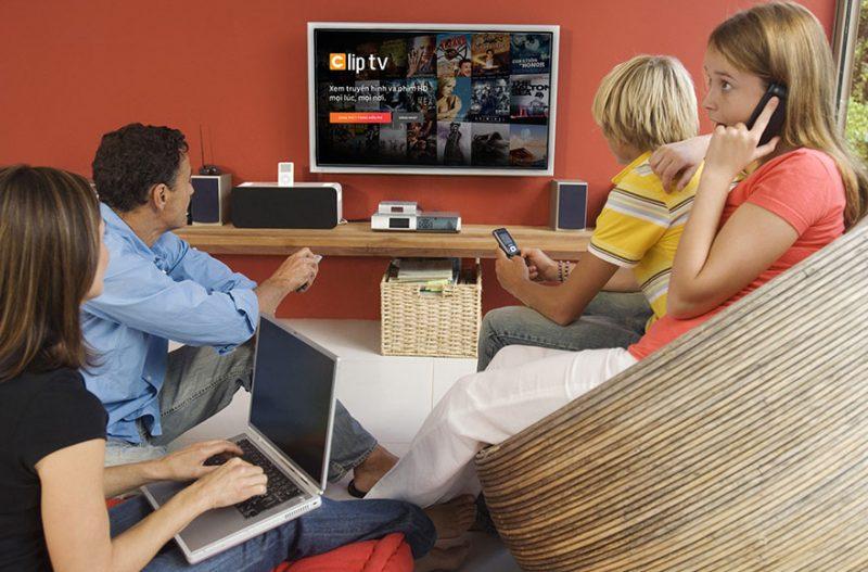 Sau 6 tháng ra mắt, Clip TV đạt hơn 400.000 thuê bao