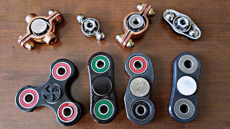 Spinner là gì? cấu tạo của spinner và tác dụng khi chơi spinner