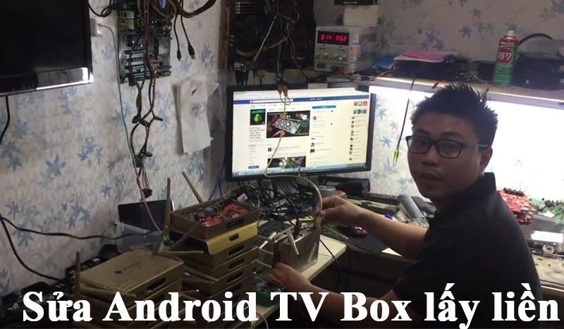 Sửa Android TV Box lấy liền các dòng Q9, Q9S,...Hà Nội & TP.HCM