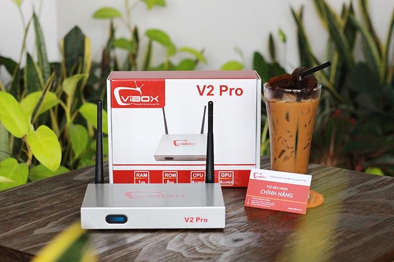 vibox v2 pro bảo hành 1 đổi 1, dùng thử 13 ngày miễn phí