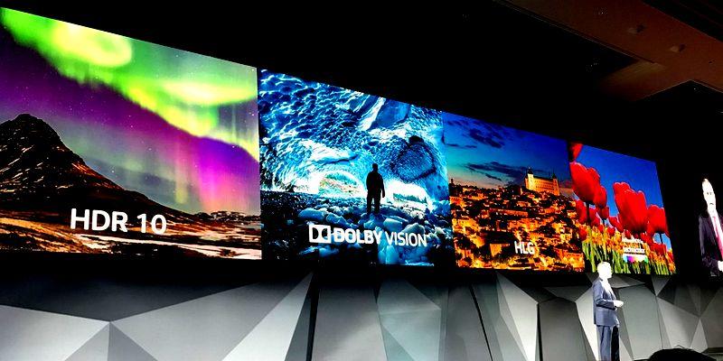 Tìm hiểu tất cả các định dạng HDR trên TV hiện nay