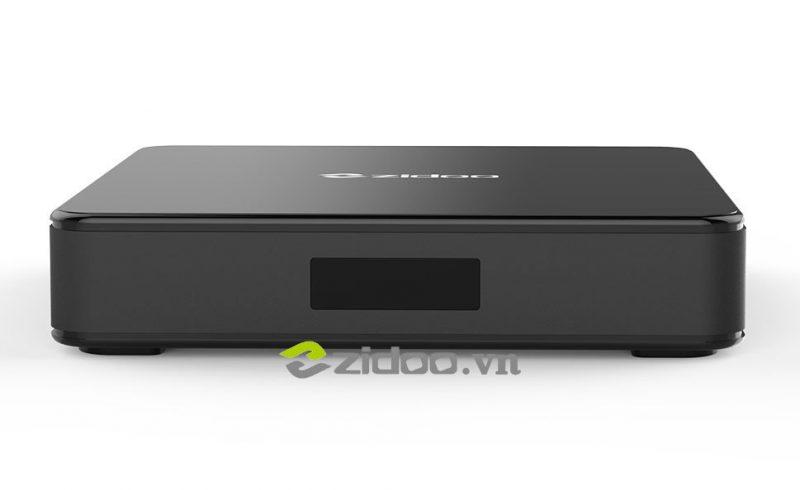 Tìm hiểu Zidoo X7 - Android TV Box 7.1 đầu tiên trên thế giới
