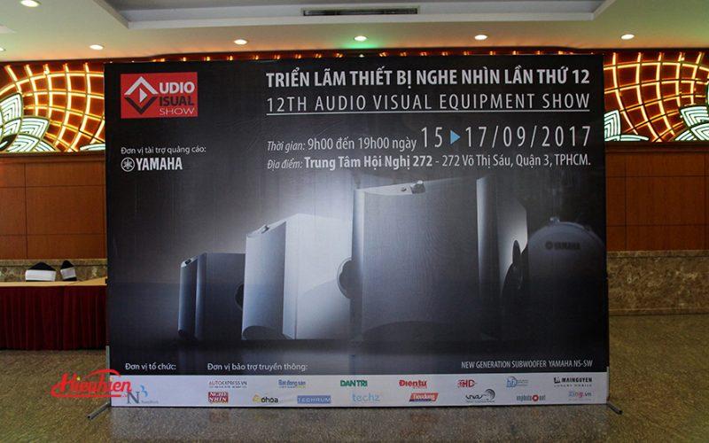 Toàn cảnh Triển lãm thiết bị nghe nhìn AV Show Việt Nam 2017