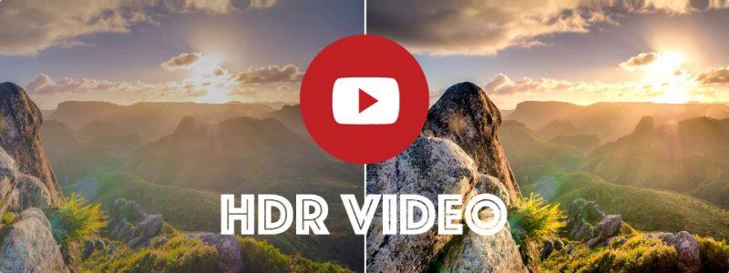 YouTube bắt đầu hỗ trợ video HDR, cần có màn hình hoặc TV tương thích để xem