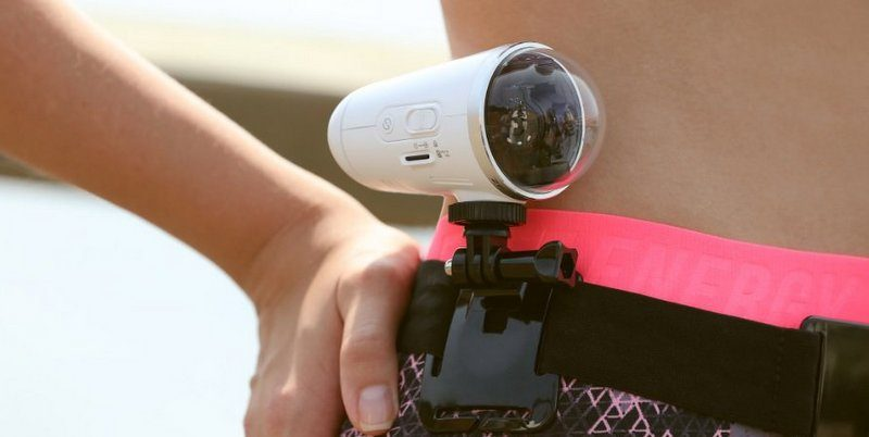 ZeroTech giới thiệu mẫu camera hành trình 4K tích hợp gimbal