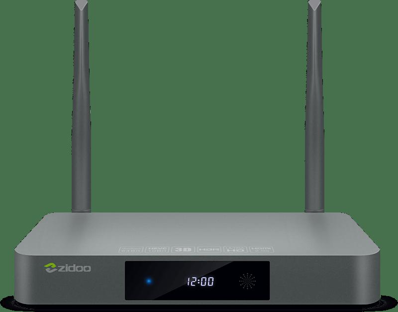 Android TV Box mạnh nhất - ZIDOO X9S sắp ra mắt thị trường Việt Nam