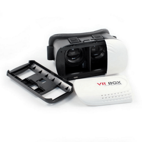 Kính thực tế ảo VR WORLD chính hãng phiên bản cao cấp 02