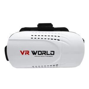 Kính thực tế ảo VR WORLD chính hãng phiên bản cao cấp 01