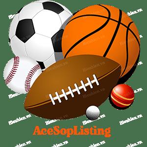 Acesoplisting - ứng dụng xem thể thao bóng đá trực tiếp qua AceStream trên Android TV Box