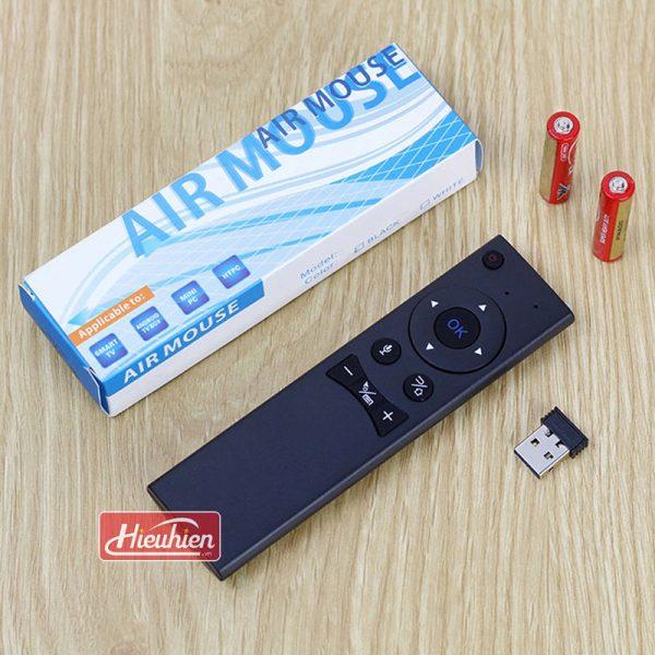 air mouse a1m - chuột bay tìm kiếm bằng giọng nói cho android tv box - hình 03